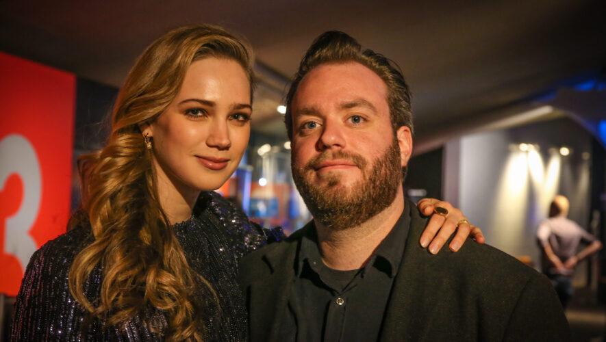 Lauren Versnick en Jens Dendoncker