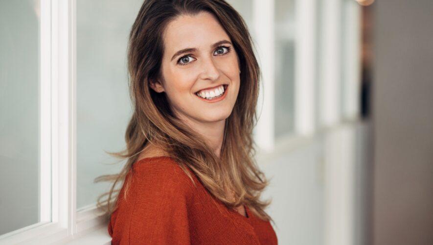 Hanne De Vuyst uit Blind Getrouwd